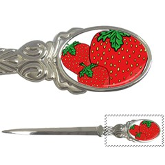 Strawberry Holidays Fragaria Vesca Letter Openers