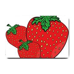 Strawberry Holidays Fragaria Vesca Small Doormat