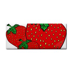 Strawberry Holidays Fragaria Vesca Cosmetic Storage Cases