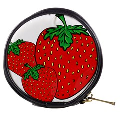 Strawberry Holidays Fragaria Vesca Mini Makeup Bags