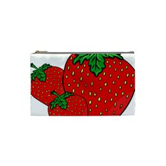 Strawberry Holidays Fragaria Vesca Cosmetic Bag (small)