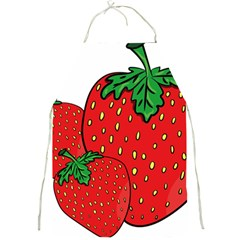 Strawberry Holidays Fragaria Vesca Full Print Aprons