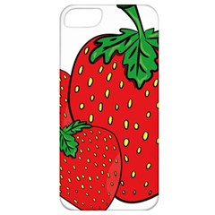 Strawberry Holidays Fragaria Vesca Apple Iphone 5 Classic Hardshell Case