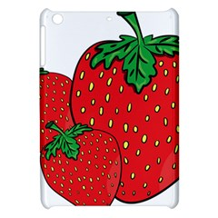Strawberry Holidays Fragaria Vesca Apple Ipad Mini Hardshell Case