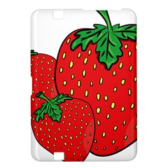 Strawberry Holidays Fragaria Vesca Kindle Fire Hd 8 9