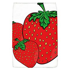 Strawberry Holidays Fragaria Vesca Flap Covers (l)
