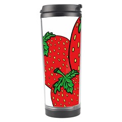 Strawberry Holidays Fragaria Vesca Travel Tumbler