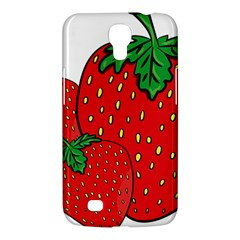 Strawberry Holidays Fragaria Vesca Samsung Galaxy Mega 6 3  I9200 Hardshell Case