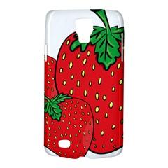 Strawberry Holidays Fragaria Vesca Galaxy S4 Active