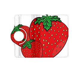 Strawberry Holidays Fragaria Vesca Kindle Fire Hd (2013) Flip 360 Case
