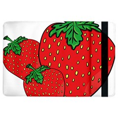 Strawberry Holidays Fragaria Vesca Ipad Air 2 Flip