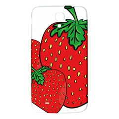 Strawberry Holidays Fragaria Vesca Samsung Galaxy Mega I9200 Hardshell Back Case