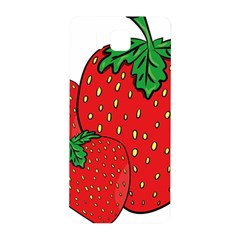 Strawberry Holidays Fragaria Vesca Samsung Galaxy Alpha Hardshell Back Case