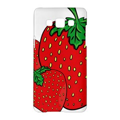 Strawberry Holidays Fragaria Vesca Samsung Galaxy A5 Hardshell Case