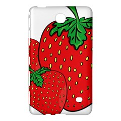Strawberry Holidays Fragaria Vesca Samsung Galaxy Tab 4 (7 ) Hardshell Case
