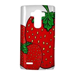 Strawberry Holidays Fragaria Vesca Lg G4 Hardshell Case