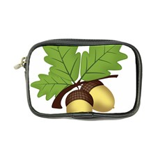 Acorn Hazelnuts Nature Forest Coin Purse