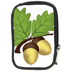 Acorn Hazelnuts Nature Forest Compact Camera Cases