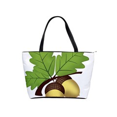 Acorn Hazelnuts Nature Forest Shoulder Handbags