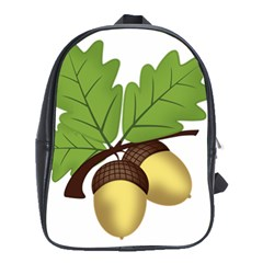 Acorn Hazelnuts Nature Forest School Bags(large)