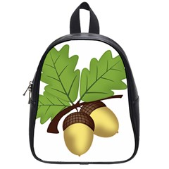 Acorn Hazelnuts Nature Forest School Bags (small)