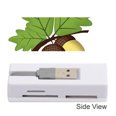 Acorn Hazelnuts Nature Forest Memory Card Reader (stick)
