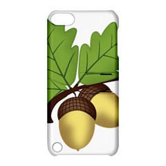 Acorn Hazelnuts Nature Forest Apple iPod Touch 5 Hardshell Case with Stand