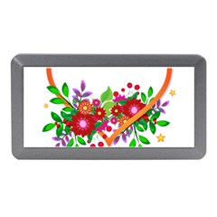 Heart Flowers Sign Memory Card Reader (mini)