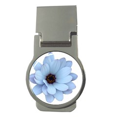 Daisy Flower Floral Plant Summer Money Clips (Round)