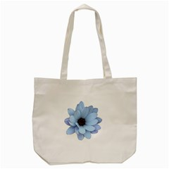 Daisy Flower Floral Plant Summer Tote Bag (cream)