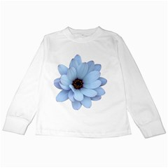 Daisy Flower Floral Plant Summer Kids Long Sleeve T Shirts