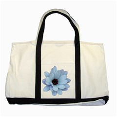 Daisy Flower Floral Plant Summer Two Tone Tote Bag