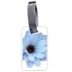 Daisy Flower Floral Plant Summer Luggage Tags (one Side)