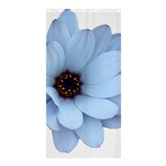 Daisy Flower Floral Plant Summer Shower Curtain 36  X 72  (stall)