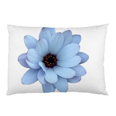 Daisy Flower Floral Plant Summer Pillow Case (two Sides)