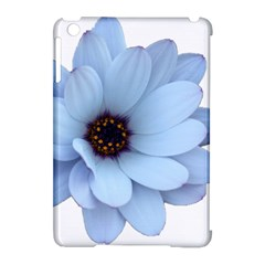 Daisy Flower Floral Plant Summer Apple iPad Mini Hardshell Case (Compatible with Smart Cover)