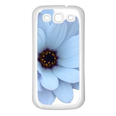 Daisy Flower Floral Plant Summer Samsung Galaxy S3 Back Case (white)