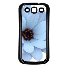 Daisy Flower Floral Plant Summer Samsung Galaxy S3 Back Case (black)