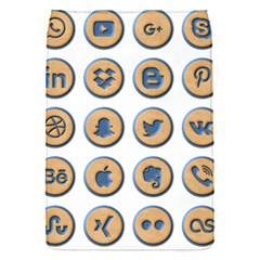 Social Media Icon Icons Social Flap Covers (s)