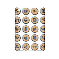 Social Media Icon Icons Social Ipad Mini 2 Hardshell Cases