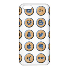 Social Media Icon Icons Social iPhone 6/6S TPU Case