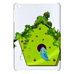Bluebird Bird Birdhouse Avian Apple iPad Mini Hardshell Case