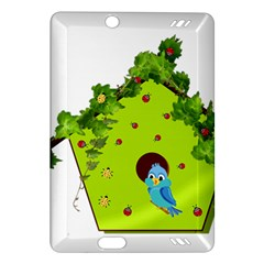 Bluebird Bird Birdhouse Avian Amazon Kindle Fire Hd (2013) Hardshell Case