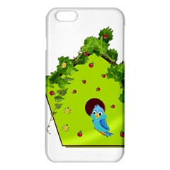 Bluebird Bird Birdhouse Avian Iphone 6 Plus/6s Plus Tpu Case