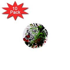 Do It Sport Crossfit Fitness 1  Mini Buttons (10 Pack)