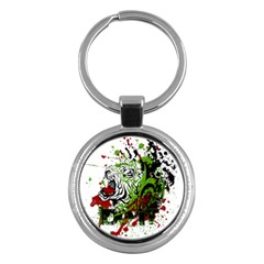 Do It Sport Crossfit Fitness Key Chains (round)