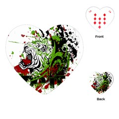 Do It Sport Crossfit Fitness Playing Cards (Heart)
