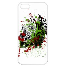 Do It Sport Crossfit Fitness Apple iPhone 5 Seamless Case (White)