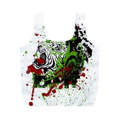 Do It Sport Crossfit Fitness Full Print Recycle Bags (m)