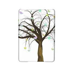Tree Fantasy Magic Hearts Flowers Ipad Mini 2 Hardshell Cases